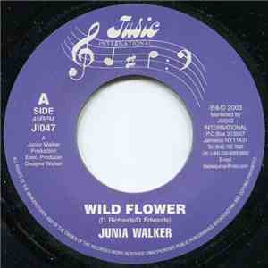 Junia Walker / Junia Walker Allstars - Wild Flower / Lady Liberty Dub download
